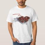 Camiseta Engenharia Civil - Estampa Planta Playera