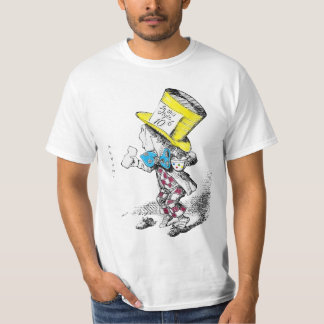 Camiseta enojada sana de la fiesta del té del playeras