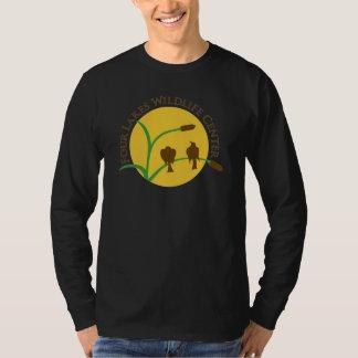 Camiseta envuelta larga - natural playera