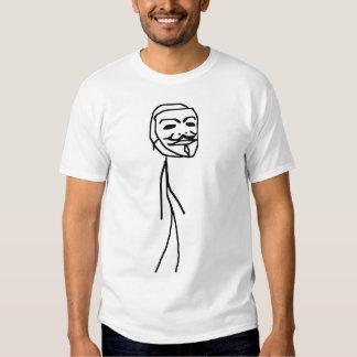 Camiseta épica del individuo del fall poleras
