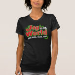 Camiseta escarpada sosa sosa de las señoras Twofer