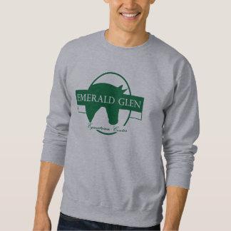Camiseta esmeralda de la cañada