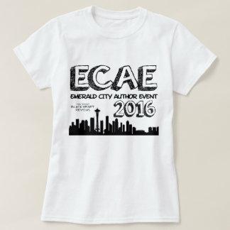 Camiseta esmeralda oficial 2016 del acontecimiento