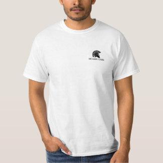 Camiseta espartano de Molon Labe Playera