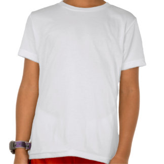 Camiseta espiritual de la mezcla del poleras