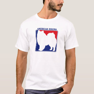 Camiseta esquimal americana de la primera división