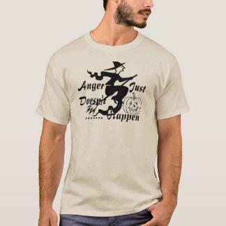 Camiseta estacional del regalo de la cólera de