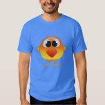 Camiseta Estoy hecho un Pájaro Playera