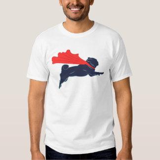 Camiseta estupenda del barro amasado camisas