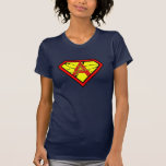 Camiseta estupenda del bebé del bailarín de las