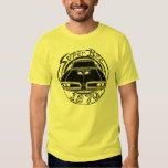 Camiseta estupenda del gráfico de la abeja de 1970 camisas