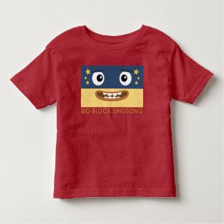 Camiseta estupenda del niño de BBSS Duper Polera