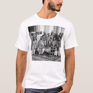 Camiseta etíope de los derechos