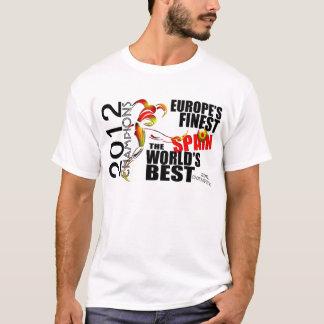 Camiseta euro de los campeones de la taza de