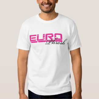 Camiseta euro P de Phresh Playeras