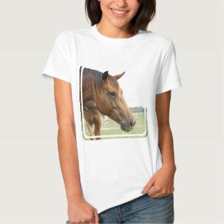 Camiseta excelente curiosa de las señoras polera