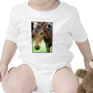 Camiseta excelente del bebé de las selecciones