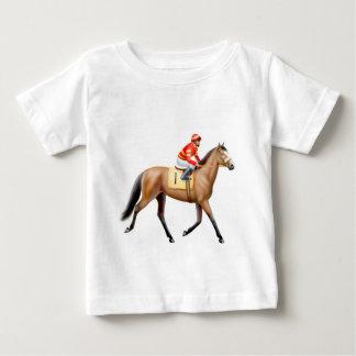 Camiseta excelente del niño del caballo de camisas