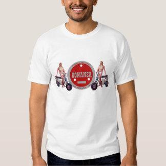 Camiseta excepcional de la bici del vintage mini remera