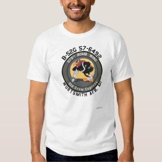 "Camiseta expresa 57-6492 del ""cuervo viejo de playera"