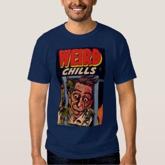 Camiseta extraña de las frialdades #2 remera