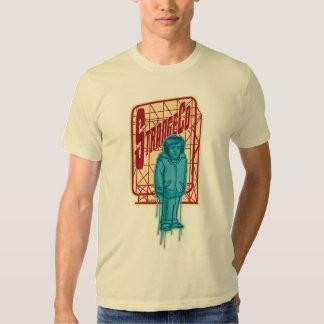 Camiseta EXTRAÑA de las RAZONES Playeras