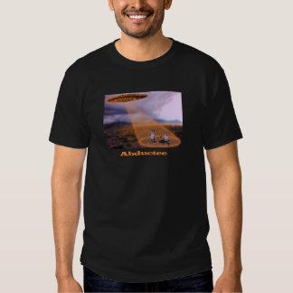 Camiseta extranjera del Abductee Polera