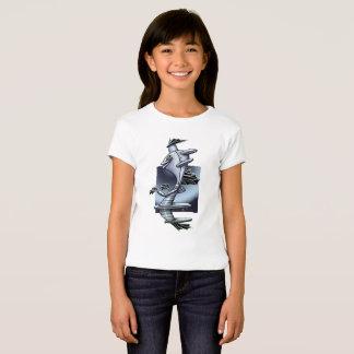 Camiseta EXTRANJERA del MONSTRUO de BORO SURFY
