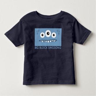 Camiseta extranjera del niño de los amigos del