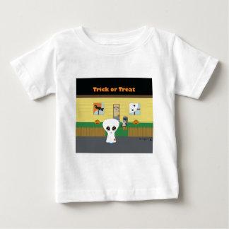 """Camiseta extranjera del """"truco o de la invitación"""" polera"""