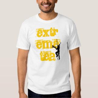 Camiseta extrema remera