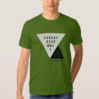 Camiseta F&B v2 del lanzamiento de Grand Rapids de Poleras