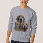 Camiseta fabulosa de las caras de los perros