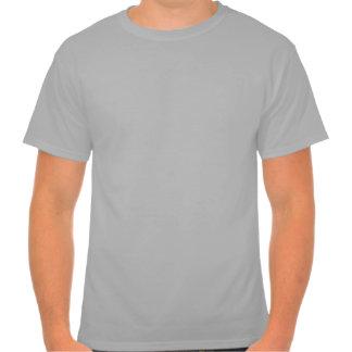 Camiseta falsa del logotipo de la caza del
