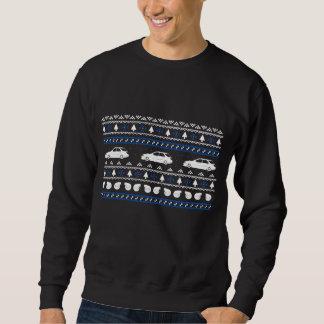 Camiseta fea del carro de Turbo del navidad