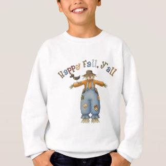 Camiseta feliz de la caída de la acción de gracias