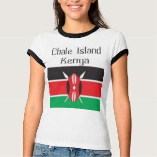 Camiseta femenina de Kenia (modificada para