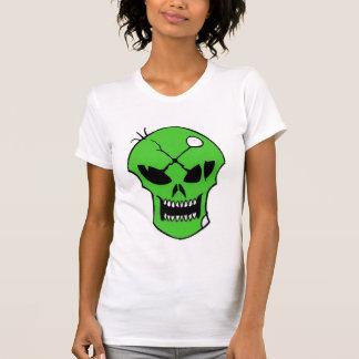 Camiseta femenina tóxica de Xombie Poleras