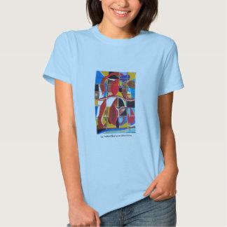 Camiseta Feminina Remeras