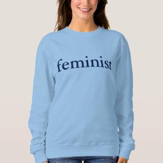 Camiseta feminista (azul del alt)