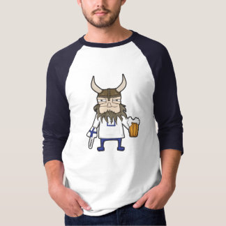 Camiseta finlandesa de Viking Poleras