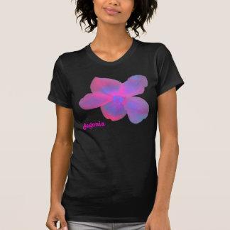 Camiseta fluorescente del personalizable de la camisas