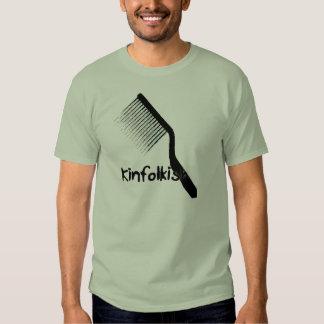 Camiseta Folkish de los parentescos con la Camisas
