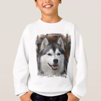 Camiseta fornida del perro