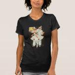 Camiseta francesa de los payasos