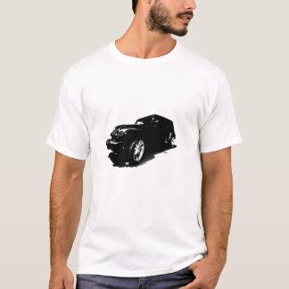 Camiseta fresca de encargo de las ruedas