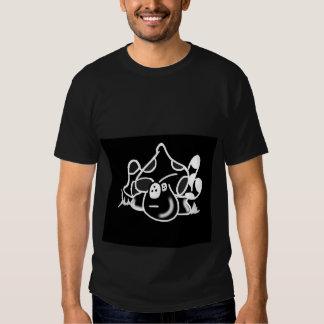 Camiseta fresca de la seta playera