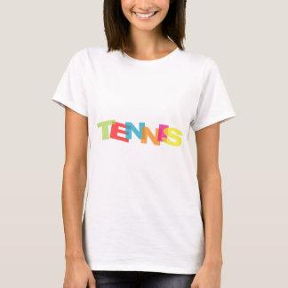 Camiseta fresca del tenis para los jugadores de