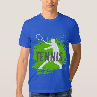 Camiseta fresca del tenis para los muchachos