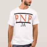 ¡Camiseta fresca y cómoda perfecta para el tiempo Playera